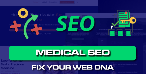 Product - Medical Website SEO
